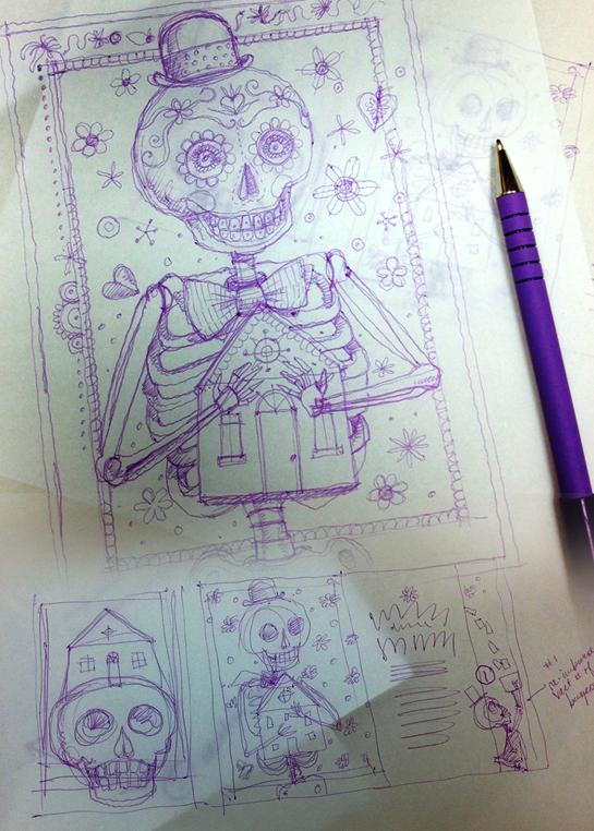 wunsch_dayofdead_sketch1